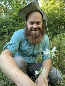 Platanthera integrilabia - Dwayne Estes